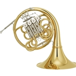 Yamaha Professional French Horn w/ Detachable Bell YHR671D