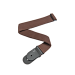 D'Addario Poly Guitar Strap- Brown PWS109