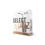Rico Jazz Select Alto Unfiled Reeds RRS10ASX2H