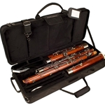 Protec ProPac Bassoon Case - Black BASSOON