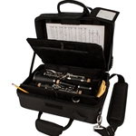 Protec ProPac Carry-All Clarinet Case - Black CLARINET