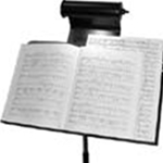 Manhasset Music Stand Lamp 1000
