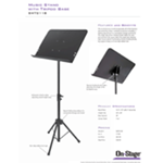 On-Stage Music Stand w/ Tripod Base SM7211B