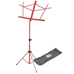 On-Stage Folding Music Stand - Choice of Color