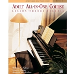 Alfred's Basic Adult All-in-One Course, Piano Book 1
