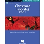 Hal Leonard Adult Piano Method - Christmas Favorites