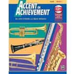 Accent on Achievement Flute Book 1