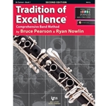 Tradition of Excellence Bb Clarinet Book 1