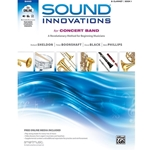 Sound Innovations Bb Clarinet Book 1