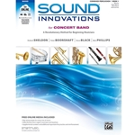 Sound Innovations Combined Percussion Book 1