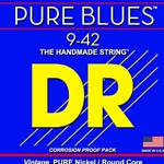 Dr Strings DR Pure Blues 9-42 PHR-9