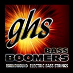 GHS Bass Boomers Nickel Plated GHSBASSBOOMERS