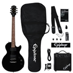Epiphone Les Paul Player's Pack - Ebony