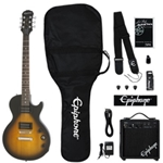 Epiphone Les Paul Player's Pack - Vintage Sunburst