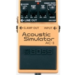 Boss Acoustic Simulator AC3