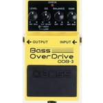 Boss Bass Overdrive OVERDRIVE