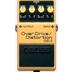 Boss OverDrive/Distortion Pedal OS-2