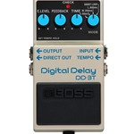 Boss Digital Delay - Tap Tempo DD-3T
