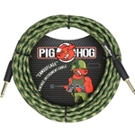 Pighog PIG HOG CAMOUFLAGE INSTRUMENT CABLE, 20FT PCH20CF