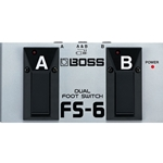 Boss Dual Footswitch FS-6