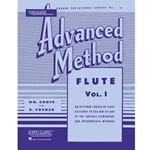Rubank Advanced Method Flute Vol. 1