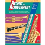 Accent on Achievement Flute Book 3