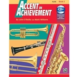 Accent on Achievement Flute Book 2