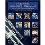Foundations for Superior Performance Clarinet