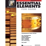 Essential Elements Percussion Book 2