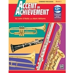 Accent on Achievement Combined Percussion Book 2