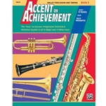 Accent on Achievement Mallet Percussion Book 3