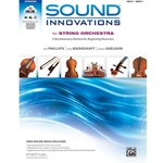 Sound Innovations Violin Book 1