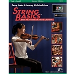 String Basics Violin Book 3