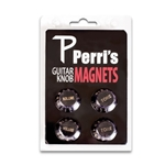 Perri's Guitar Knob Fridge Magnets