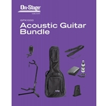On-Stage Acoustic Guitar Accessory Bundle