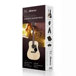 Alvarez Dreadnaught Acoustic Guitar Pack RD26S-AGP
