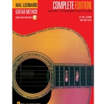 Hal Leonard Complete Guitar Method with Online Access