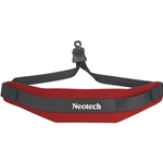 Neotech Soft Sax Strap w/ Plastic-Coated Metal Hook