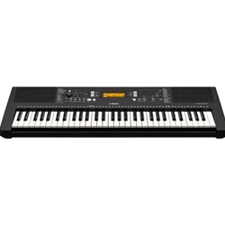 Yamaha PMD 61-Key Portable Keyboard w/ SKB2 PSRE363KIT